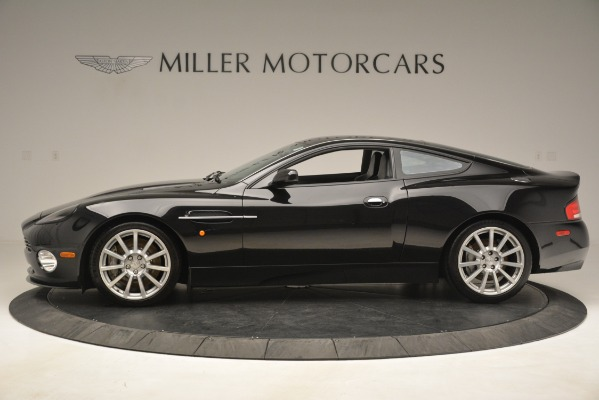 Used 2005 Aston Martin V12 Vanquish S Coupe for sale Sold at Rolls-Royce Motor Cars Greenwich in Greenwich CT 06830 3
