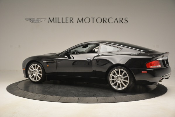 Used 2005 Aston Martin V12 Vanquish S Coupe for sale Sold at Rolls-Royce Motor Cars Greenwich in Greenwich CT 06830 4