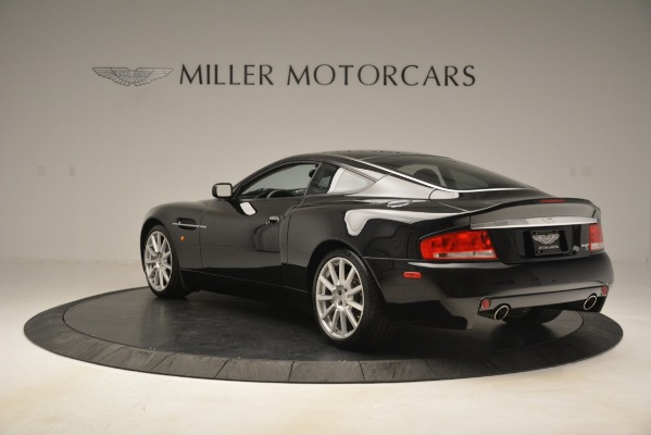 Used 2005 Aston Martin V12 Vanquish S Coupe for sale Sold at Rolls-Royce Motor Cars Greenwich in Greenwich CT 06830 5