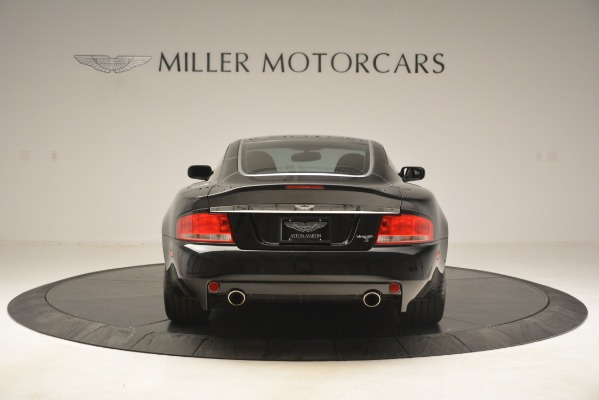 Used 2005 Aston Martin V12 Vanquish S Coupe for sale Sold at Rolls-Royce Motor Cars Greenwich in Greenwich CT 06830 6