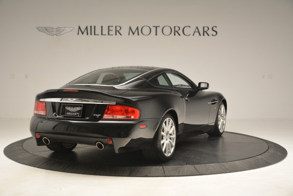 Used 2005 Aston Martin V12 Vanquish S Coupe for sale Sold at Rolls-Royce Motor Cars Greenwich in Greenwich CT 06830 7