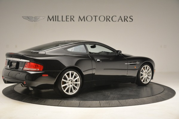 Used 2005 Aston Martin V12 Vanquish S Coupe for sale Sold at Rolls-Royce Motor Cars Greenwich in Greenwich CT 06830 8