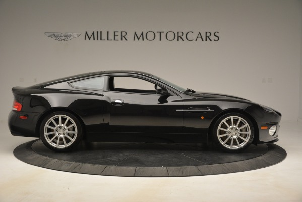 Used 2005 Aston Martin V12 Vanquish S Coupe for sale Sold at Rolls-Royce Motor Cars Greenwich in Greenwich CT 06830 9