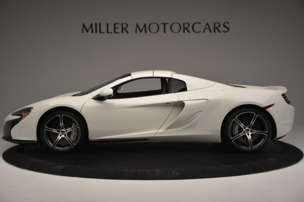 Used 2015 McLaren 650S Convertible for sale Sold at Rolls-Royce Motor Cars Greenwich in Greenwich CT 06830 13