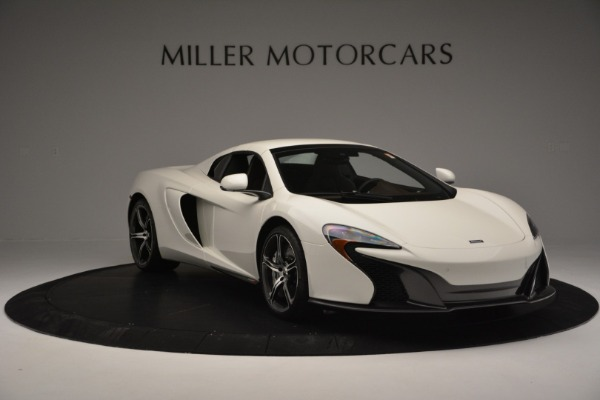 Used 2015 McLaren 650S Convertible for sale Sold at Rolls-Royce Motor Cars Greenwich in Greenwich CT 06830 16