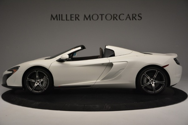 Used 2015 McLaren 650S Convertible for sale Sold at Rolls-Royce Motor Cars Greenwich in Greenwich CT 06830 2