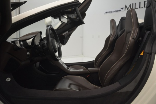 Used 2015 McLaren 650S Convertible for sale Sold at Rolls-Royce Motor Cars Greenwich in Greenwich CT 06830 21