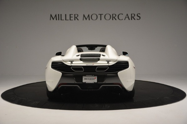 Used 2015 McLaren 650S Convertible for sale Sold at Rolls-Royce Motor Cars Greenwich in Greenwich CT 06830 5