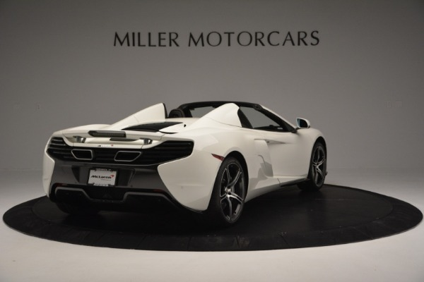 Used 2015 McLaren 650S Convertible for sale Sold at Rolls-Royce Motor Cars Greenwich in Greenwich CT 06830 6