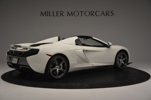 Used 2015 McLaren 650S Convertible for sale Sold at Rolls-Royce Motor Cars Greenwich in Greenwich CT 06830 7
