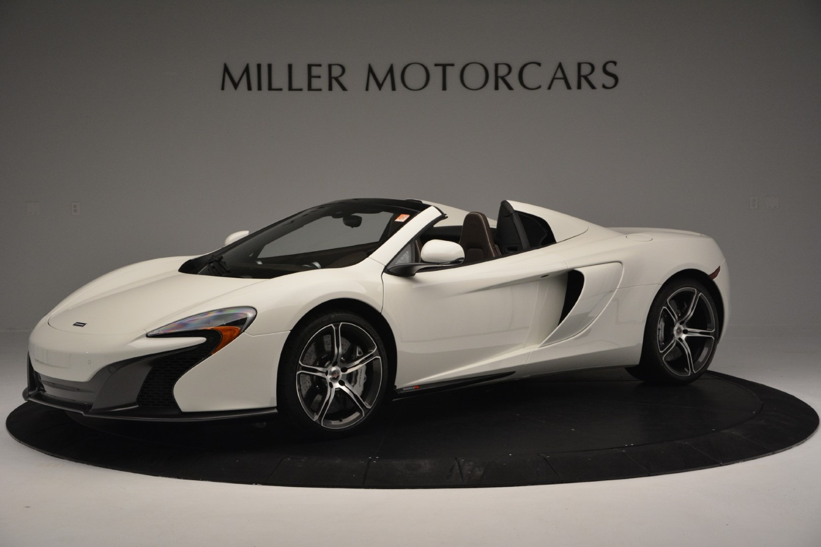 Used 2015 McLaren 650S Convertible for sale Sold at Rolls-Royce Motor Cars Greenwich in Greenwich CT 06830 1