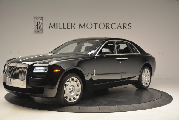 Used 2014 Rolls-Royce Ghost for sale Sold at Rolls-Royce Motor Cars Greenwich in Greenwich CT 06830 3