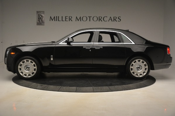 Used 2014 Rolls-Royce Ghost for sale Sold at Rolls-Royce Motor Cars Greenwich in Greenwich CT 06830 4