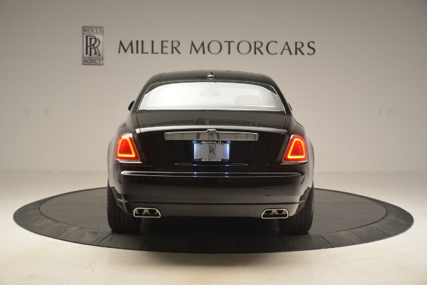 Used 2014 Rolls-Royce Ghost for sale Sold at Rolls-Royce Motor Cars Greenwich in Greenwich CT 06830 8