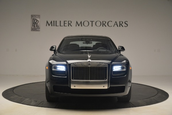 Used 2014 Rolls-Royce Ghost for sale Sold at Rolls-Royce Motor Cars Greenwich in Greenwich CT 06830 9