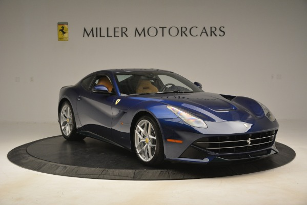 Used 2017 Ferrari F12 Berlinetta for sale Sold at Rolls-Royce Motor Cars Greenwich in Greenwich CT 06830 12
