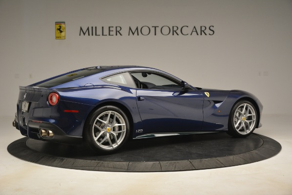 Used 2017 Ferrari F12 Berlinetta for sale Sold at Rolls-Royce Motor Cars Greenwich in Greenwich CT 06830 9