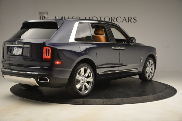 New 2019 Rolls-Royce Cullinan for sale Sold at Rolls-Royce Motor Cars Greenwich in Greenwich CT 06830 10