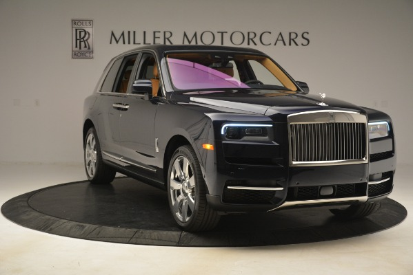 New 2019 Rolls-Royce Cullinan for sale Sold at Rolls-Royce Motor Cars Greenwich in Greenwich CT 06830 14