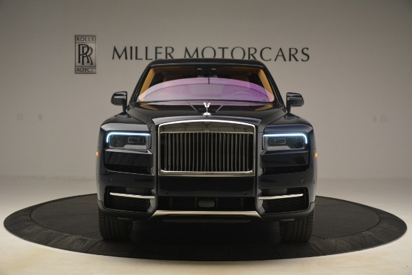 New 2019 Rolls-Royce Cullinan for sale Sold at Rolls-Royce Motor Cars Greenwich in Greenwich CT 06830 2