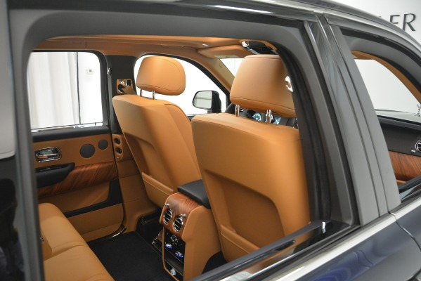 New 2019 Rolls-Royce Cullinan for sale Sold at Rolls-Royce Motor Cars Greenwich in Greenwich CT 06830 26
