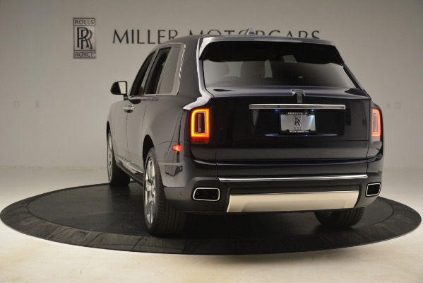 New 2019 Rolls-Royce Cullinan for sale Sold at Rolls-Royce Motor Cars Greenwich in Greenwich CT 06830 7