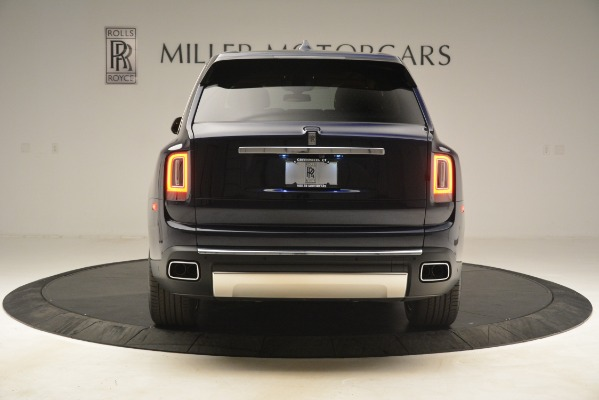 New 2019 Rolls-Royce Cullinan for sale Sold at Rolls-Royce Motor Cars Greenwich in Greenwich CT 06830 8