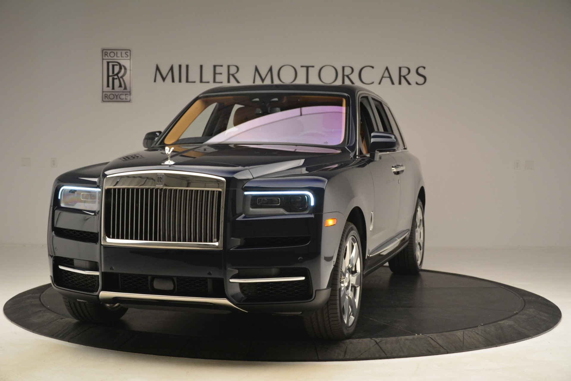 New 2019 Rolls-Royce Cullinan for sale Sold at Rolls-Royce Motor Cars Greenwich in Greenwich CT 06830 1