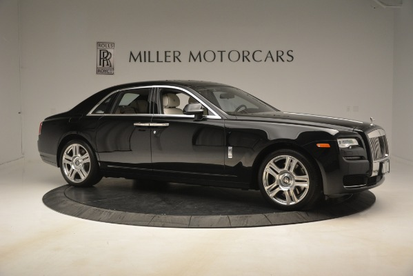 Used 2016 Rolls-Royce Ghost for sale Sold at Rolls-Royce Motor Cars Greenwich in Greenwich CT 06830 11
