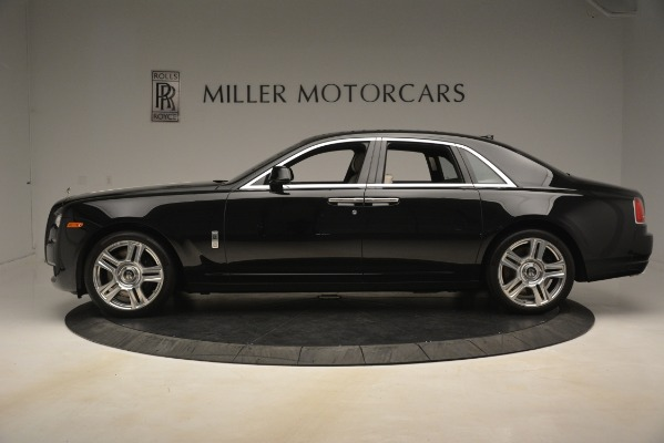 Used 2016 Rolls-Royce Ghost for sale Sold at Rolls-Royce Motor Cars Greenwich in Greenwich CT 06830 4