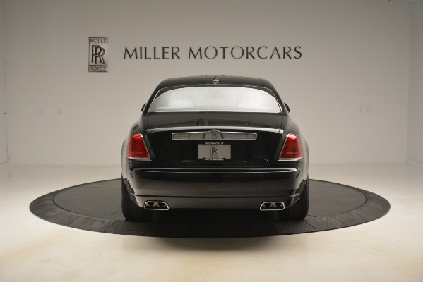 Used 2016 Rolls-Royce Ghost for sale Sold at Rolls-Royce Motor Cars Greenwich in Greenwich CT 06830 7
