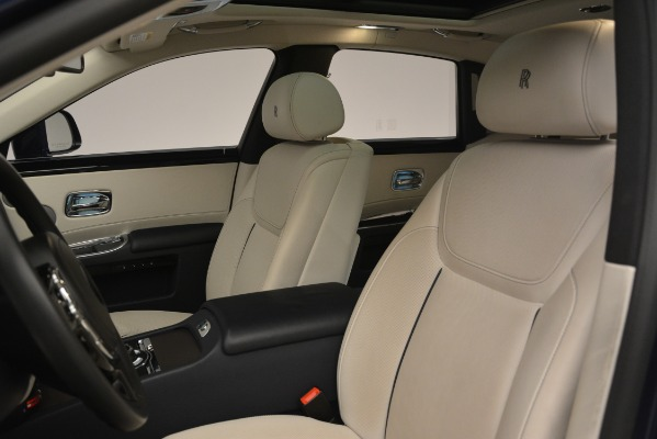 Used 2016 Rolls-Royce Ghost for sale Sold at Rolls-Royce Motor Cars Greenwich in Greenwich CT 06830 12