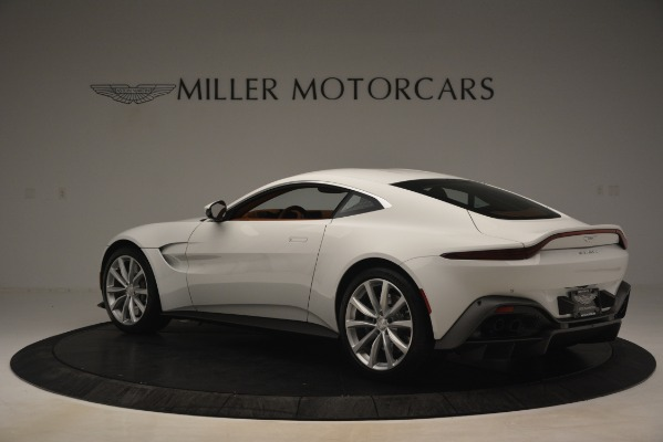 New 2019 Aston Martin Vantage Coupe for sale Sold at Rolls-Royce Motor Cars Greenwich in Greenwich CT 06830 3