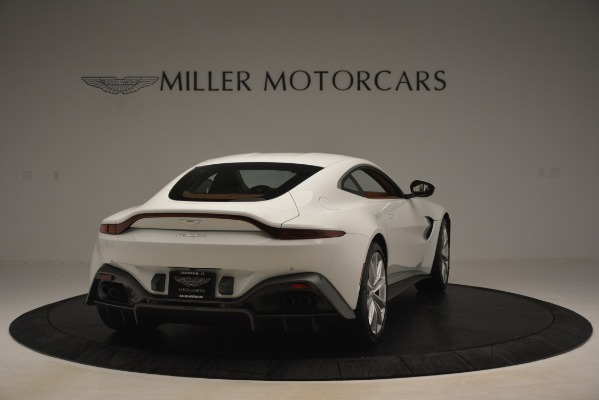New 2019 Aston Martin Vantage Coupe for sale Sold at Rolls-Royce Motor Cars Greenwich in Greenwich CT 06830 6