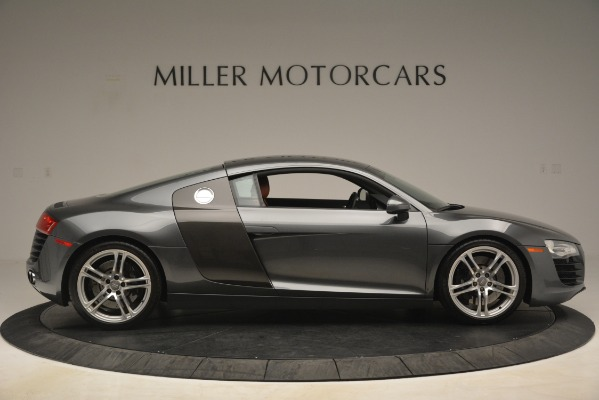 Used 2009 Audi R8 quattro for sale Sold at Rolls-Royce Motor Cars Greenwich in Greenwich CT 06830 10