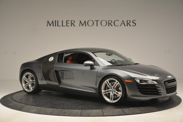 Used 2009 Audi R8 quattro for sale Sold at Rolls-Royce Motor Cars Greenwich in Greenwich CT 06830 11
