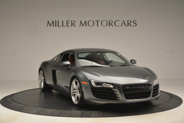 Used 2009 Audi R8 quattro for sale Sold at Rolls-Royce Motor Cars Greenwich in Greenwich CT 06830 12