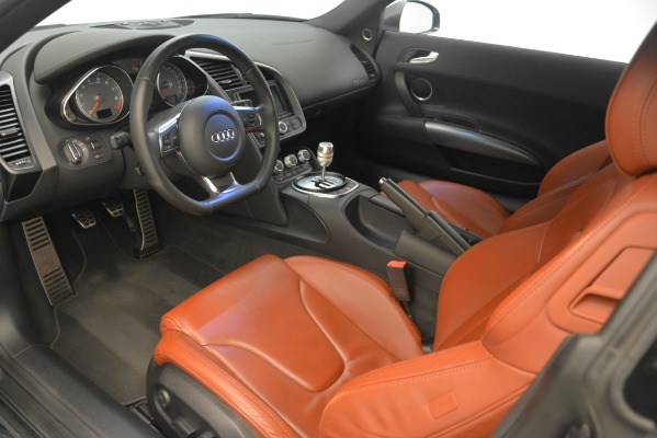 Used 2009 Audi R8 quattro for sale Sold at Rolls-Royce Motor Cars Greenwich in Greenwich CT 06830 13