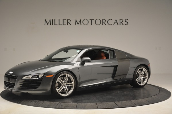 Used 2009 Audi R8 quattro for sale Sold at Rolls-Royce Motor Cars Greenwich in Greenwich CT 06830 2