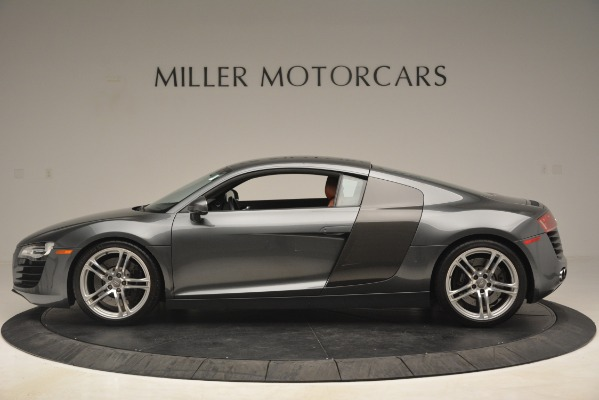 Used 2009 Audi R8 quattro for sale Sold at Rolls-Royce Motor Cars Greenwich in Greenwich CT 06830 3