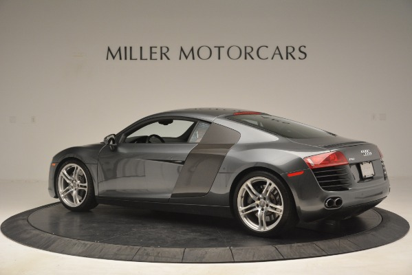 Used 2009 Audi R8 quattro for sale Sold at Rolls-Royce Motor Cars Greenwich in Greenwich CT 06830 4