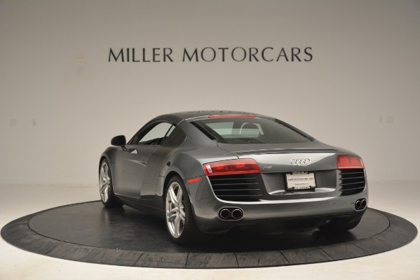 Used 2009 Audi R8 quattro for sale Sold at Rolls-Royce Motor Cars Greenwich in Greenwich CT 06830 5