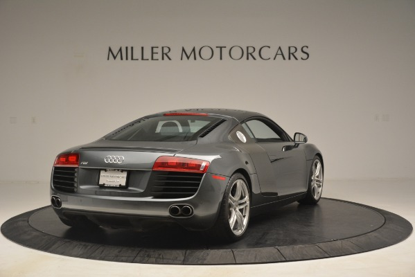Used 2009 Audi R8 quattro for sale Sold at Rolls-Royce Motor Cars Greenwich in Greenwich CT 06830 6