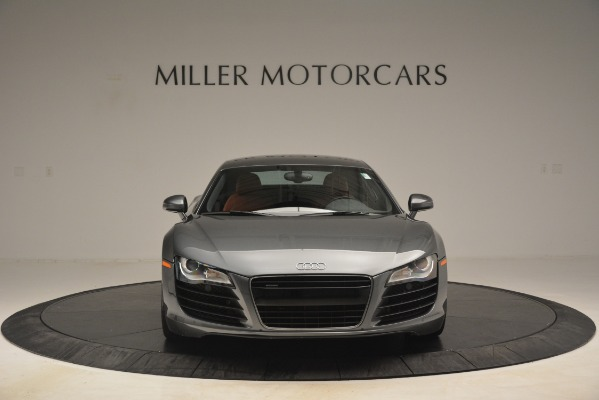 Used 2009 Audi R8 quattro for sale Sold at Rolls-Royce Motor Cars Greenwich in Greenwich CT 06830 7