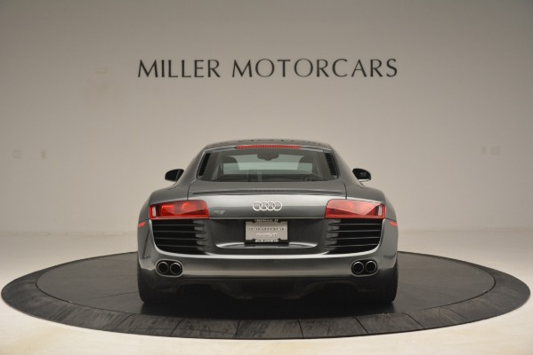 Used 2009 Audi R8 quattro for sale Sold at Rolls-Royce Motor Cars Greenwich in Greenwich CT 06830 8