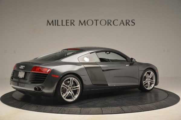 Used 2009 Audi R8 quattro for sale Sold at Rolls-Royce Motor Cars Greenwich in Greenwich CT 06830 9