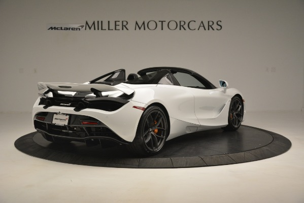 New 2020 McLaren 720S Spider Convertible for sale Sold at Rolls-Royce Motor Cars Greenwich in Greenwich CT 06830 14