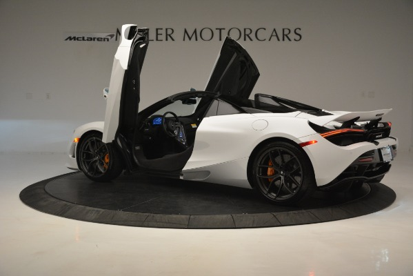 New 2020 McLaren 720S Spider Convertible for sale Sold at Rolls-Royce Motor Cars Greenwich in Greenwich CT 06830 19