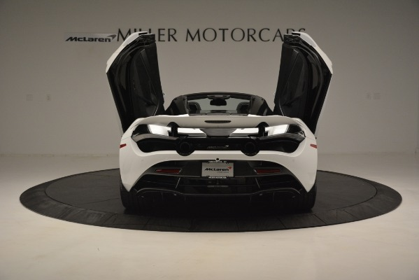 New 2020 McLaren 720S Spider Convertible for sale Sold at Rolls-Royce Motor Cars Greenwich in Greenwich CT 06830 20
