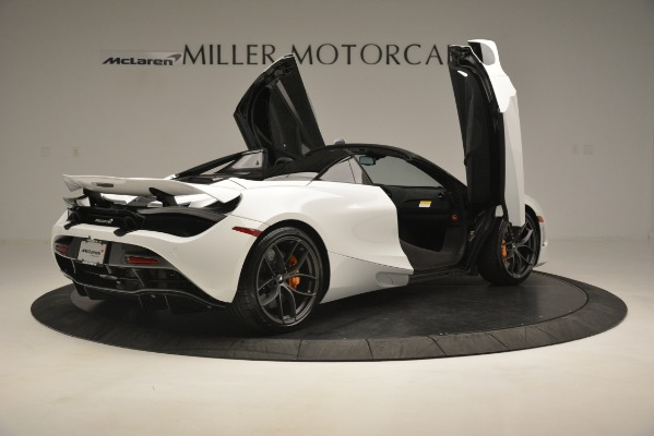 New 2020 McLaren 720S Spider Convertible for sale Sold at Rolls-Royce Motor Cars Greenwich in Greenwich CT 06830 21